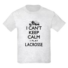 Can't Keep Calm LaX T-Shirt