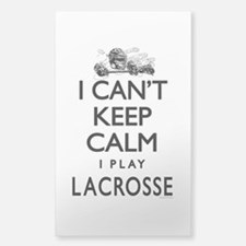 Can't Keep Calm LaX Decal