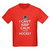 Hockey Kids T-shirts (Dark)