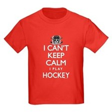 Can't Keep Calm Hockey T