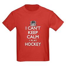 Can't Keep Calm Hockey T