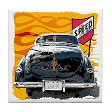 Speed Cool '40 Tile Coaster