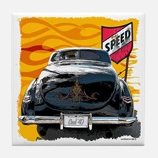Speed Cool '40 Tile Coaster