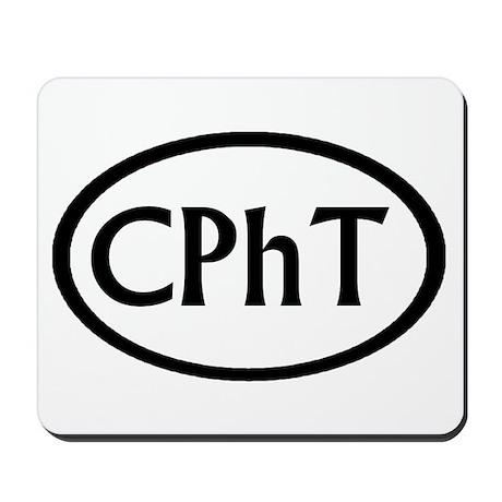 CPhT Mousepad