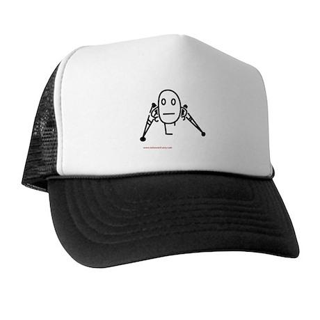 Crutches Trucker Hat