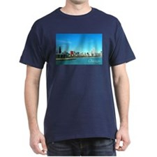 Chicago from the Museums T-Shirt