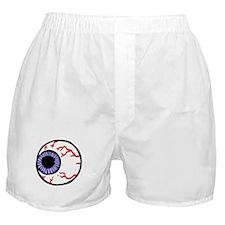 Bloodshot Eye Ball Boxer Shorts