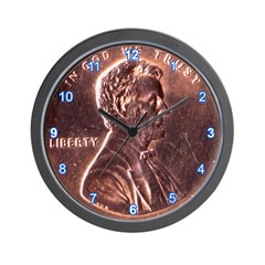 Masonic 'Penny' Wall Clock