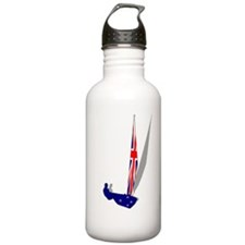 New Zealand Sailing Water Bottle