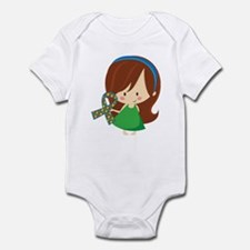 Autism Awareness Girl Infant Bodysuit