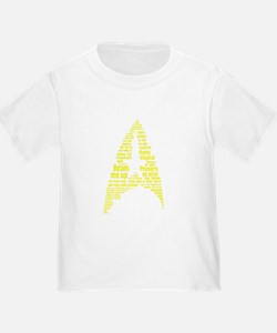 Star Trek Quotes (Insignia) T