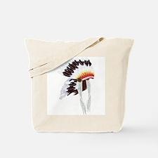HEAD DRESS Tote Bag