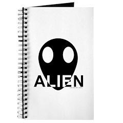 Alien Head Journal