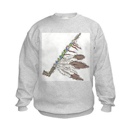 PEACE PIPE Kids Sweatshirt