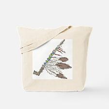 PEACE PIPE Tote Bag