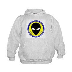 Department of Alien Affairs Kids Hoodie