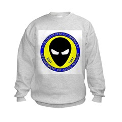 Department of Alien Affairs Sweatshirt