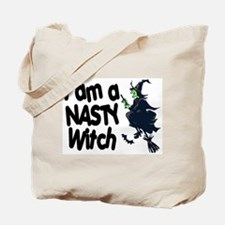 I am a Nasty Witch Tote Bag