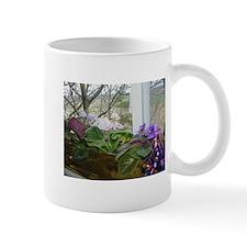 African violet Mug