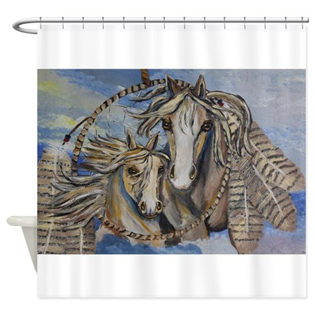 Oh to Dreams Shower Curtain