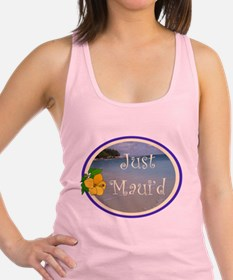 Just Maui'd Beach Logo Tank Top