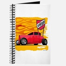 Speed '32 Red Coupe Journal
