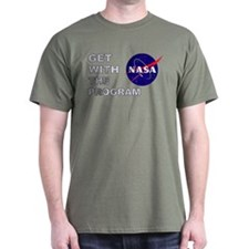 "NASA ""Program"" T-Shirt"