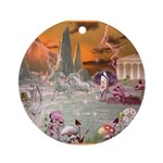 Garden of Alcyone  Ornament (Round)