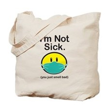 Smell Bad Tote Bag