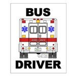 Bus Driver Small Poster