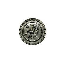 Berthouville Hercules Myth Mini Button