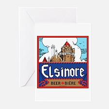 Elsinore Beer Greeting Cards (Pk of 10)