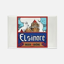 Elsinore Beer Rectangle Magnet
