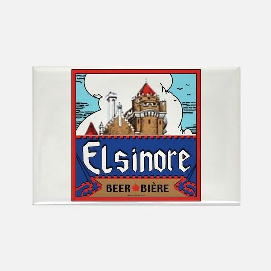 Elsinore Beer Rectangle Magnet