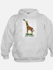 Gilbert the Giraffe Hoodie
