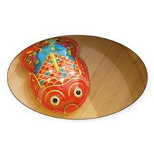 Tin toy Decal