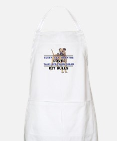 Eat, Sleep, Breathe - UNCROPP BBQ Apron