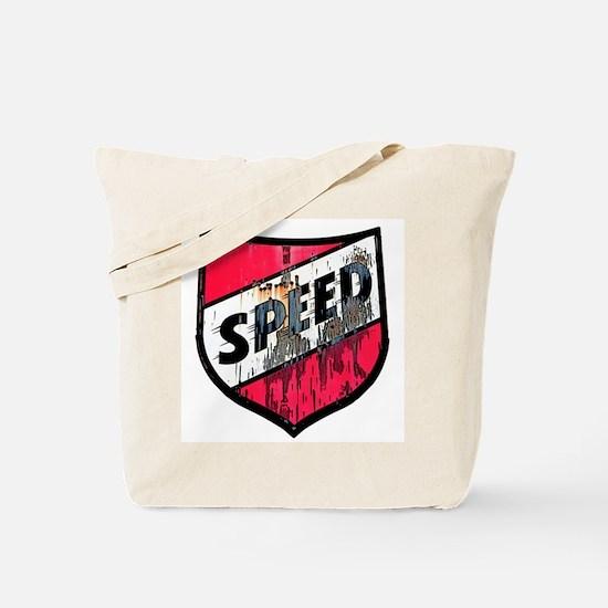 Speed Logo Tote Bag