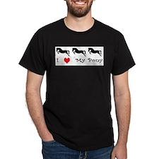 i love my pony  T-Shirt