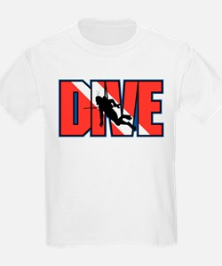 Diving Kids T-Shirt