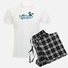 Emerald Coast - Surf Design. Pajamas