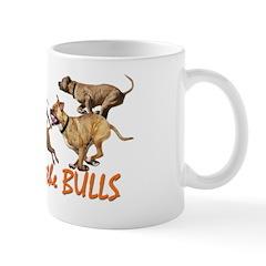 Running of the Bulls! Mug
