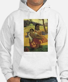 When Will You (Front only) Hoodie