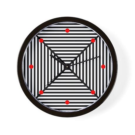 Hypno Designer Wall Clock