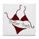 Trailer Trash Tile Coaster