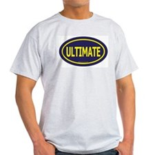 ULTIMATE Euros Ash Grey T-Shirt