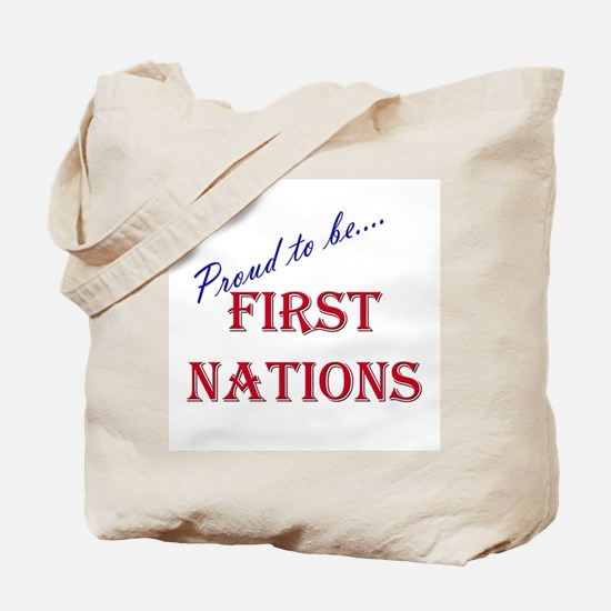 First Nations Pride Tote Bag