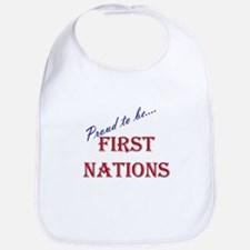 First Nations Pride Bib