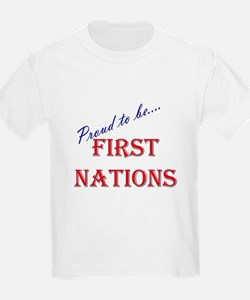 First Nations Pride Kids T-Shirt