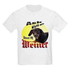 Dachshund Kids T-Shirt